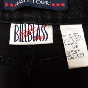 """Bill Blass Easy Fit Capri  waist 30"""" size 12P"""